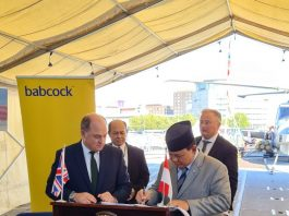 Defense Minister Prabowo in London, Indonesia Bags Frigate Design License from UK