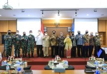 Defense Ministry, ITS, Unair: Collaboration for Innovation