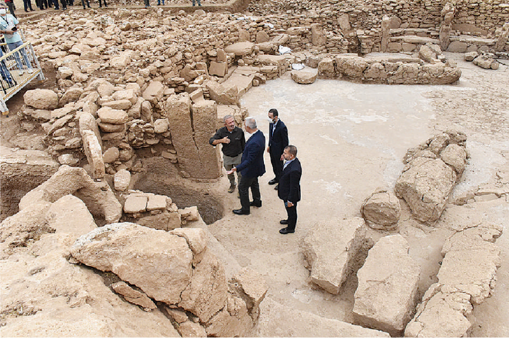 Turkey's Neolithic Heritage refects the dawn of civilization