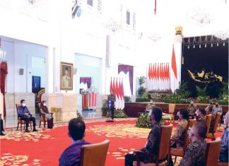 President Jokowi calls for a resilient and sustainable digital financial ecosystem