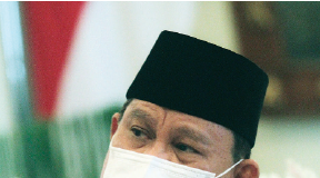 Minister of Defense Prabowo Subianto: TNI must take the lead in action